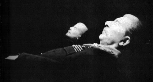 In 1924, six days after his death, Vladimir Lenin's embalmed body was placed on display. Stalin had received over 10 thousand telegrams asking the body be preserved.Other than during WWII, the body has been on constant display. The body supposedly requires daily care with various chemicals to keep it appearing life-like.In 1953, Joesph Stalin's body was embalmed and added to Lenin's Tomb.They remained on display together for 8 years, when Stalin's body was buried. Lenin remains on display…