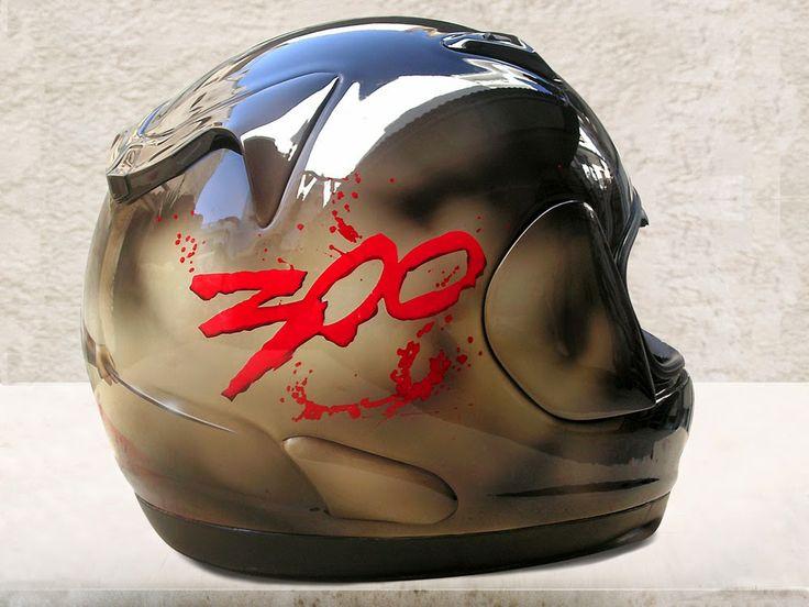 #helmet #paintjob By https://www.facebook.com/elias.nikolaou.58