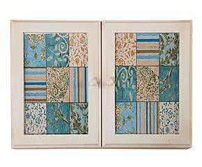 Tapa de contador con 2 puertas – multicolor I                                                                                                                                                                                 Más