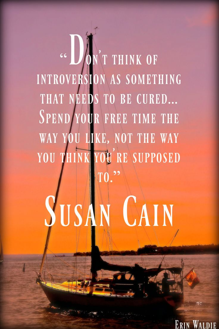 Author Quotes-Introverts- Susan Cain