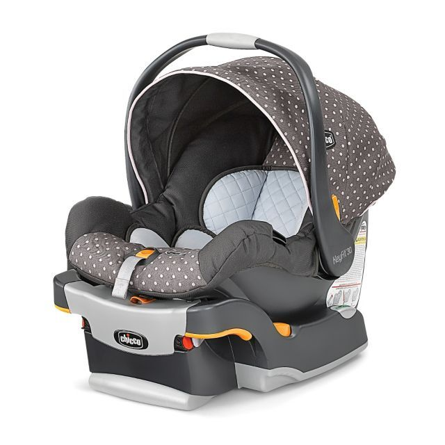 Cutest and safest gender neutral newborn carseat. Chico Key Fit 30 in Lilla.
