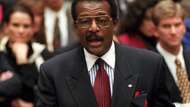 "Johnnie Cochran led Simpson's ""Dream Team"" of defense attorneys to an acquittal by hammering home to the jury that there was enough doubt about the crime that Simpson shouldn't be found guilty. His snappy closing was one of the most memorable moments of the trial, in which he told the jury, referring to the infamous glove, ""If it doesn't fit, you must acquit."""