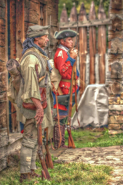 Fort Duquesne Sentry
