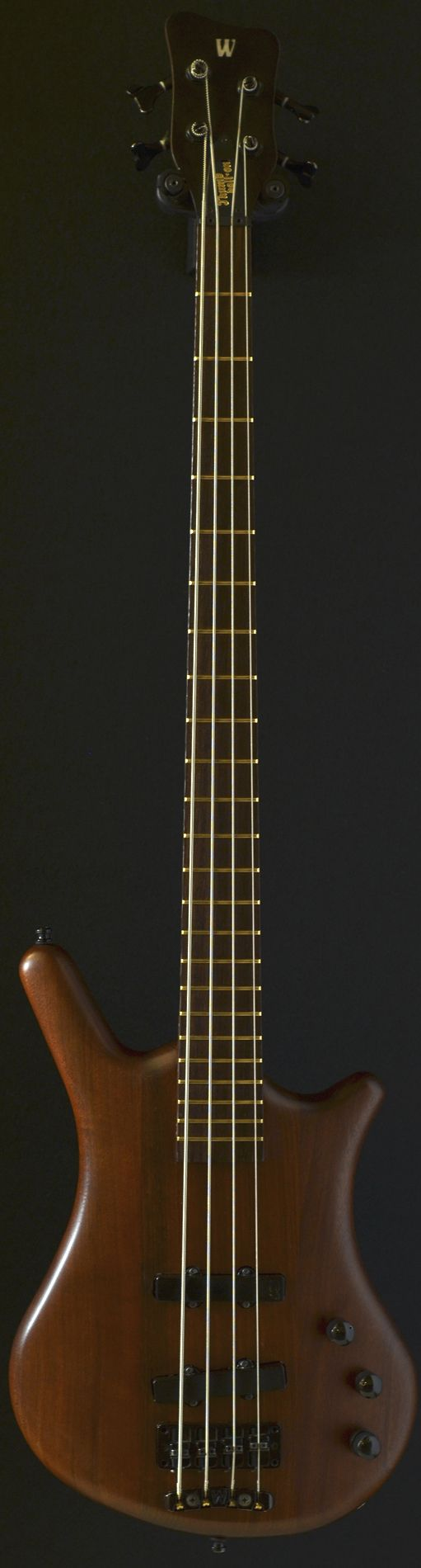 Warwick Thumb BO 4 string bass (2002)