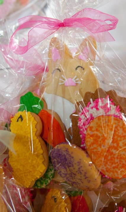 Gourmet Easter treats from the Stroudsmoor Inn Towne Bakery in the Pocono Mountains!