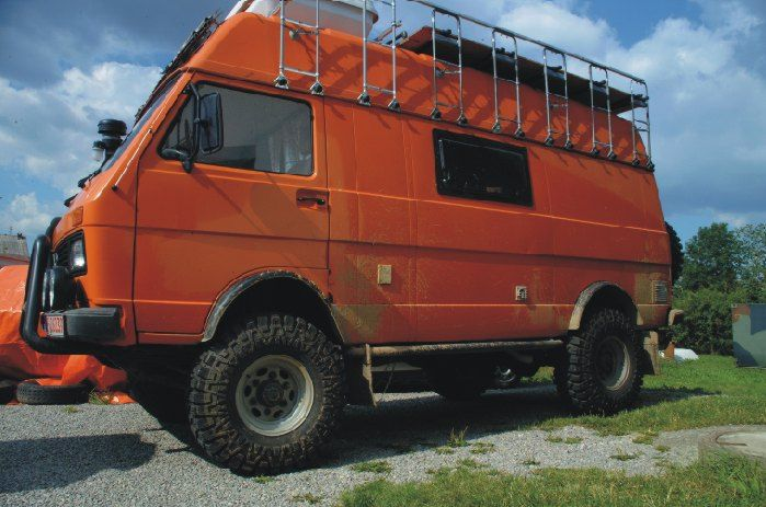 Vw Camper Van >> VW LT 4x4 | Biler 4x4 VW | Pinterest