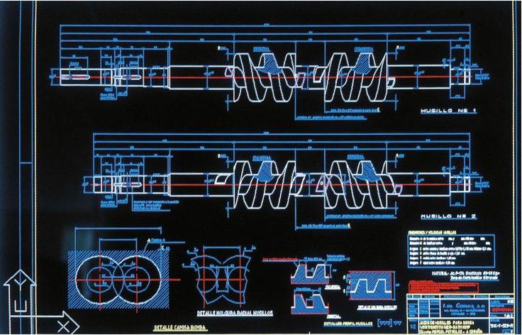 Ingeniería reversa 5 / Reverse engineering 5 / Rétro-conception 5. TMCOMAS