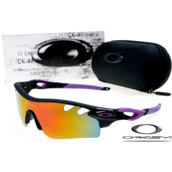 Cheap oakley free shipping radarlock path sunglasses black / pink digi-camo / fire iridium