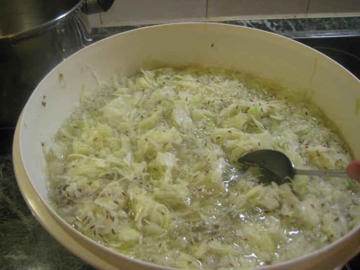 CSOKI - FOLT: Az ominózus káposzta saláta