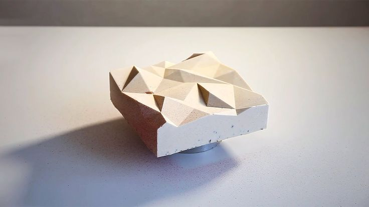 Cake Lime-basil triangulation