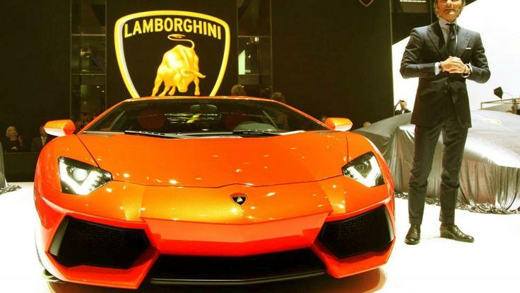 Trending DMC Gargiulo preview on the Lamborghini LP700-4 Aventador