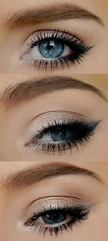 Colossal Smoky Eye - Hairstyles and Beauty Tips