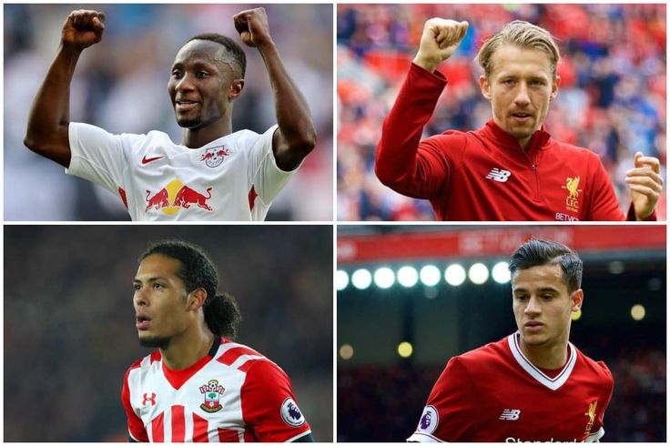 Latest on Keita, Van Dijk, Lucas & Coutinho – Liverpool FC Transfer News & Rumour Roundup
