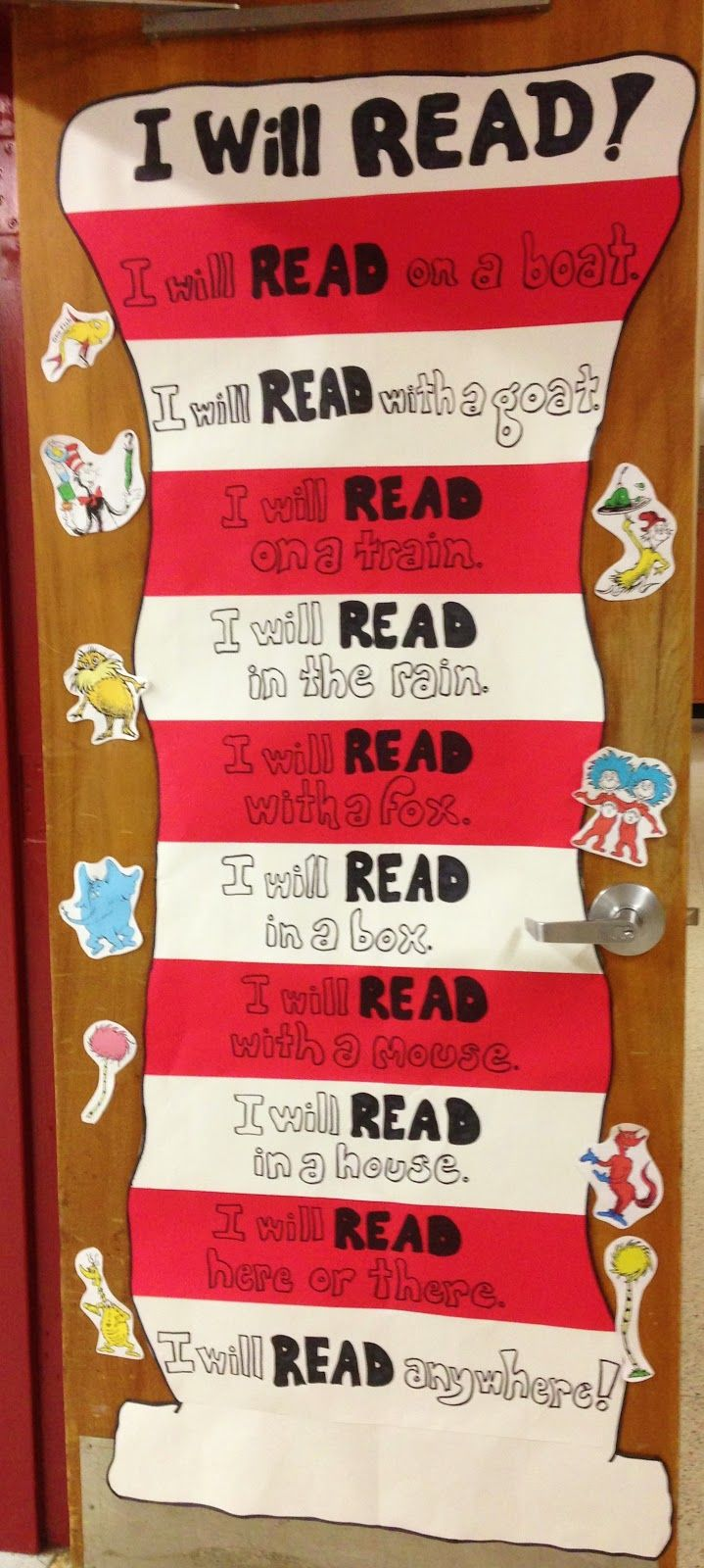 Middle School Reading Classroom Decorations ~ Best book week ideas on pinterest class door