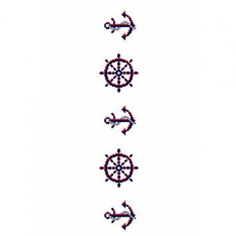 Nautical Ancla marítima - Diagrama