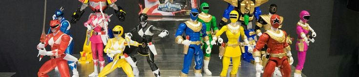 Coming Soon In 2017  Power Rangers Zeo Legacy Action Figures