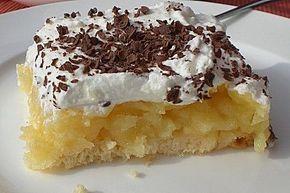 Schwedische Apfeltorte vom Blech, ein beliebtes Rezept aus der Kategorie Kuchen. Bewertungen: 23. Durchschnitt: Ø 4,2.