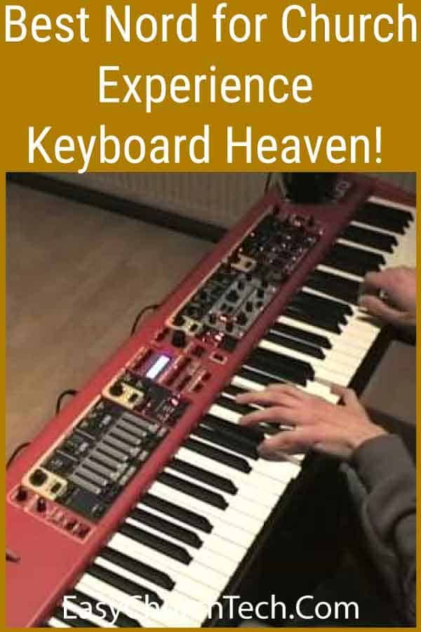 Best Nord for Church Worship – Experience Keyboard Heaven