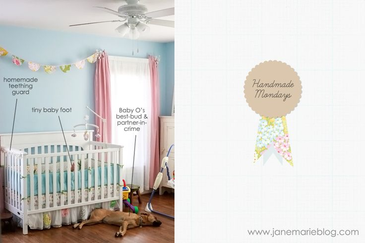 Handmade Mondays – DIY Teething Guard | Houston Baby + Children's Photographer » Jane Marie Photography