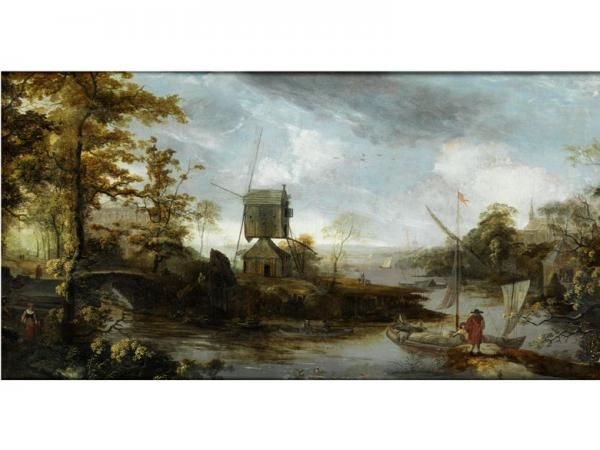 de heush paesaggio olandese