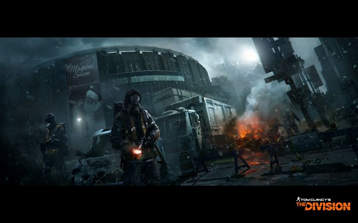 The Division (PC, PS4, Xbox One) / Shooter, Rol #rol #Role #RolePlaying #RPG #Shooter #TheDivision #MMO #Multiplayer #TheDivisiongame #ubisoft #survival