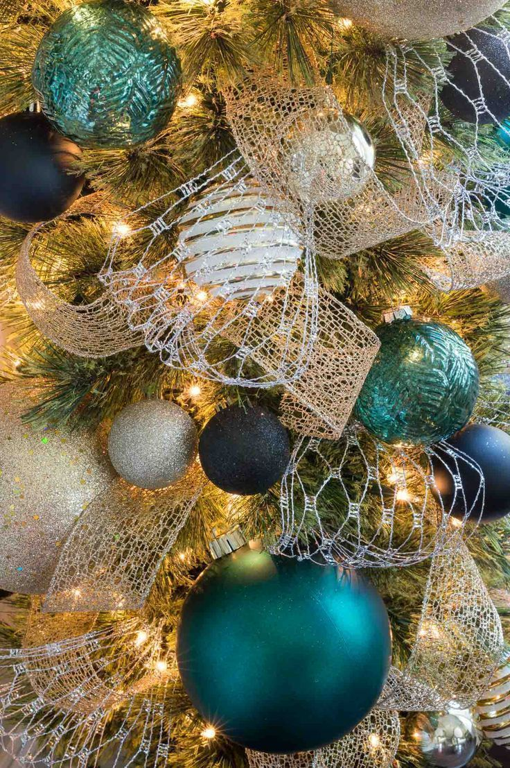 Three Original Christmas Tree Themes And New Color Schemes Christmastreeide In 2020 Christmas Tree Decorating Themes Gold Christmas Tree Theme Colorful Christmas Tree