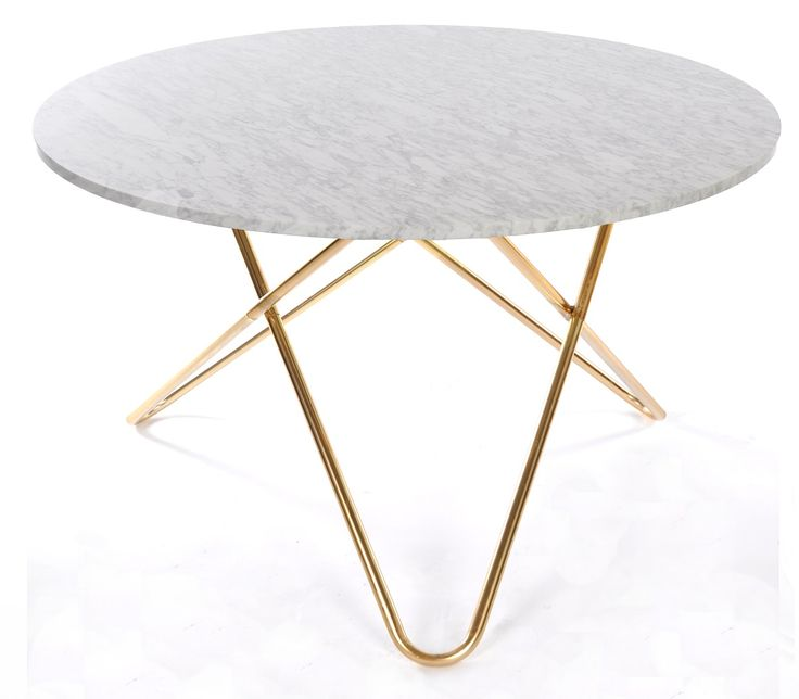Big O table matbord från OX Denmark hos ConfidentLiving.se