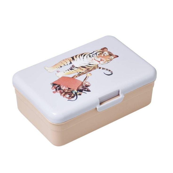 Rice Rice - Lunchdoos tijger
