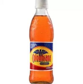 """Colombiana refresh the summer  Refresh the day with a colombian soda in Beck's cuisine.  """"Colombiana la nuestra"""""""