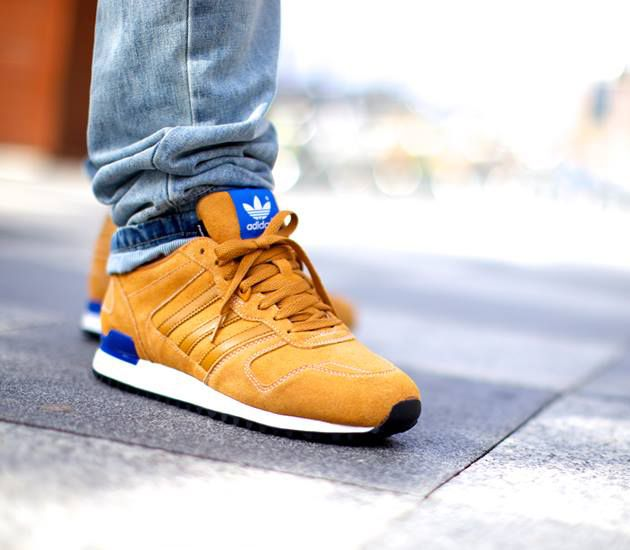 adidas zx 700 wheat suede