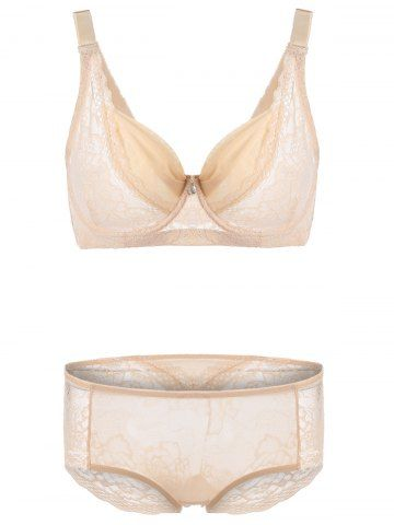 GET $50 NOW | Join RoseGal: Get YOUR $50 NOW!http://www.rosegal.com/plus-size-intimates/lace-insert-see-thru-bra-912584.html?seid=2275071rg912584