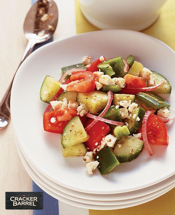 Greek Salad Kraft Recipe