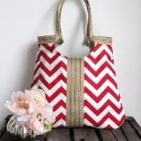 Over 50 Different DIY Bag projects-- tote bags, lunch bags, party bags, laundry bags, travel bags, makeup and gift bags!