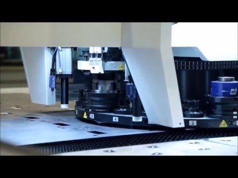 Scule Wilson Tool pe o masina de stantat Baykal - YouTube http://www.wilsontool.ro