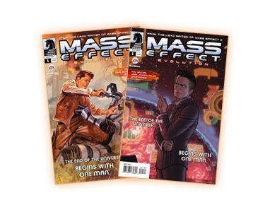 Mass Effect - Cómics y Novelas