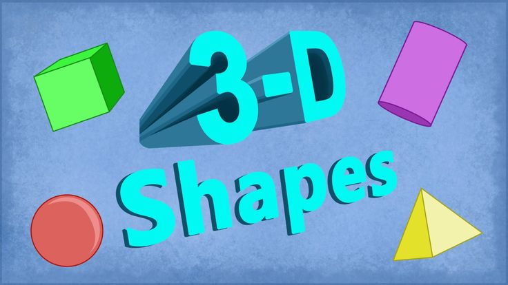 3D SHAPES SONG: Cubes, Cylinders, Spheres, Pyramids + More | ★ Save 70% by buying our full library of lesson materials and animated videos: https://www.teacherspayteachers.com/Product/Math-Worksheets-2200780 <-- Link Works