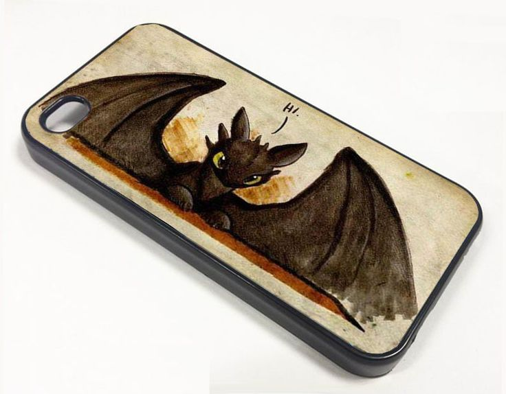 baby toothless How To Train Your Dragon case