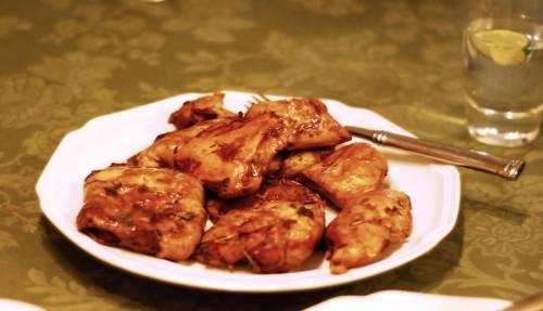 Balsamic Chicken - always a hit!