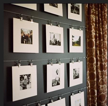 Fun way to display photos