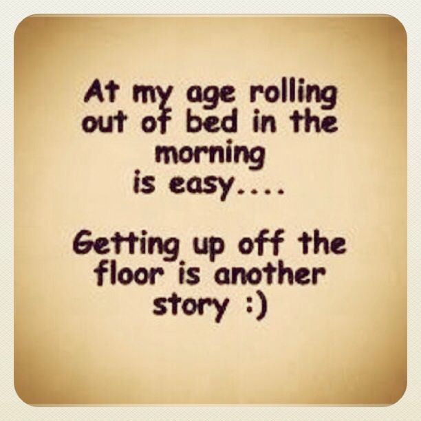 Funny Age Quotes: Old Age Humor
