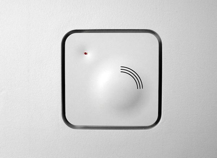 5 smoke alarms: architectural devices - modern smoke detector