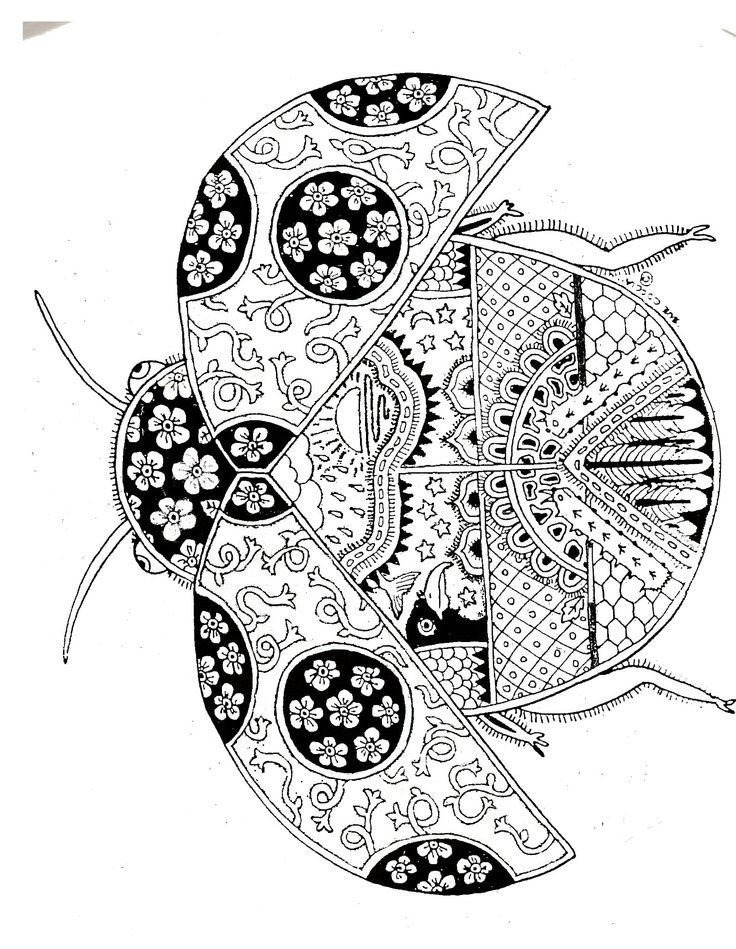280 best Coloring pages to print - Butterflies images on Pinterest ...