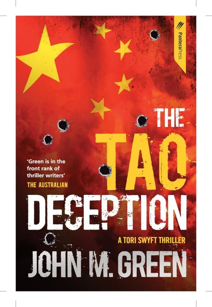 The Tao Deception (2016) is the second Tori Swyft thriller and this time it takes conspiracy right to the very brink of destruction when she locates armed nuclear weapons on the Chinese / North Korean border that are targeted at the United States.