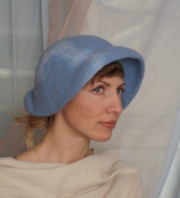 Ирина Спасская: мастер-класс по валянию осенней шляпы