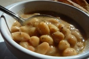 Zoe's kitchen copycat White Beans with Rosemary