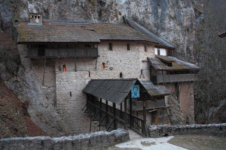 Crna Reka Monastery, Serbia : europe – Carl Holz III