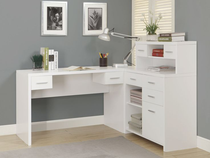 best 25+ corner desk with hutch ideas on pinterest | l shaped desk