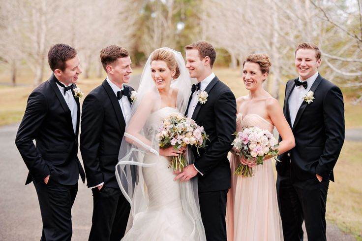 Spicers Clovelly Estate Wedding Montville Lucinda and Angus