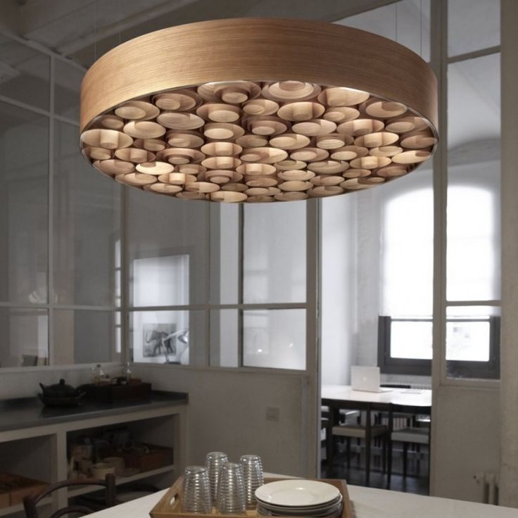 Beautiful Spiro Lamp by Remedios Simón