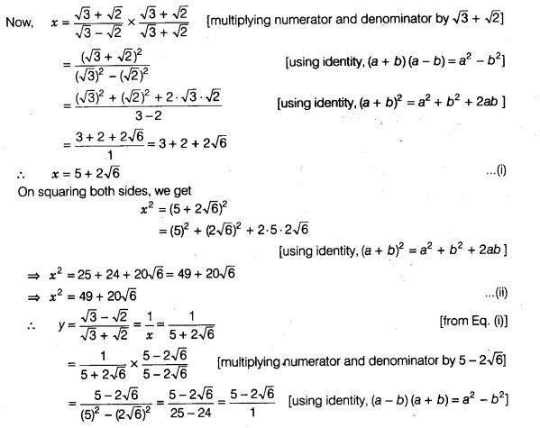 Ncert Exemplar Problems Class 9 Maths Number Systems Cbse Tuts Https Www Cbsetuts Com Ncert Exemplar Problems Class 9 Mat Math Numbers Math Number System